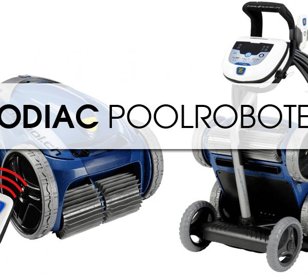 Automatischer Bodenreiniger Zodiac Vortex RV Cyclonx Tornax Poolroboter