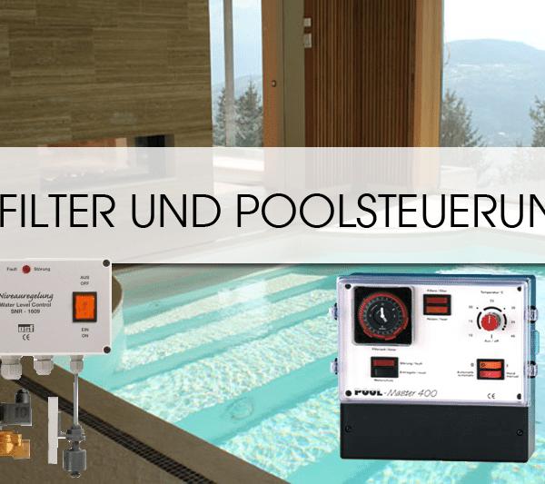 Filter und Poolsteuerung