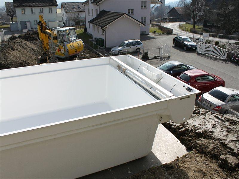 projektverlauf riviera pool classic 800 badipool schwimmbadtechnik schwimmbadbau schweiz. Black Bedroom Furniture Sets. Home Design Ideas