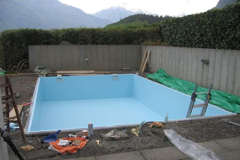Folienauskleidung badipool schwimmbad 21 badipool for Schwimmbad folienauskleidung