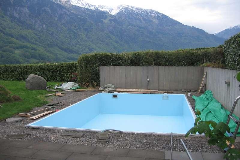 Folienauskleidung badipool schwimmbad 23 badipool for Schwimmbad folienauskleidung