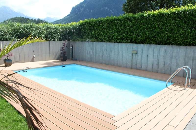 Folienauskleidung badipool schwimmbad 6 badipool for Schwimmbad folienauskleidung
