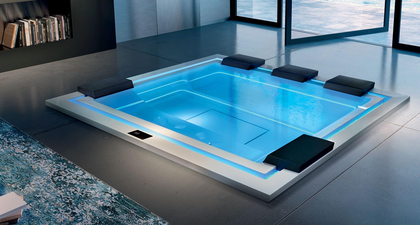Whirlpool design whirl pools badipool schwimmbadtechnik - Design whirlpool ...