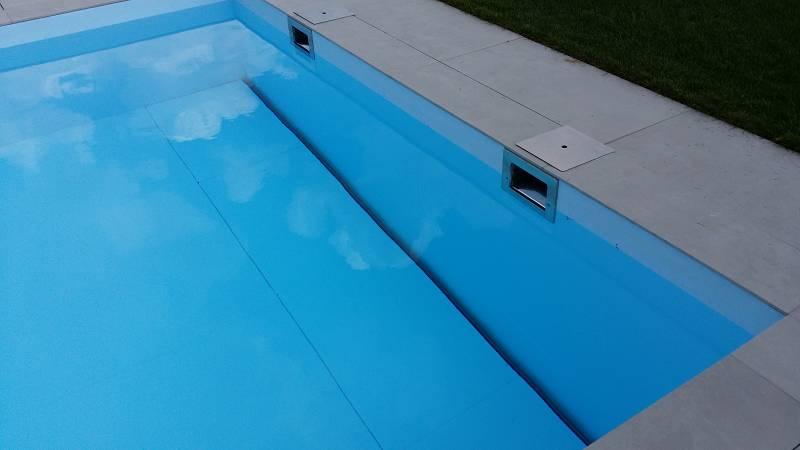 Betonbecken betonpool mit folie badipool schwimmbadbau 7 for Folienauskleidung pool