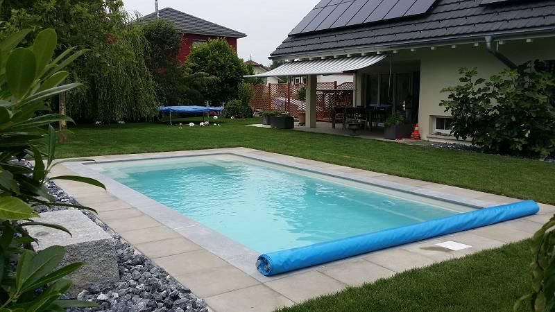 Compasspool elgenat compass ceramic pools schweiz badipool for Folienauskleidung pool