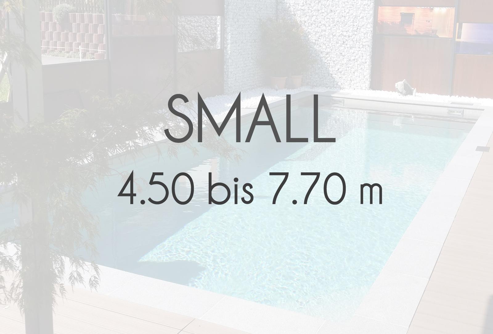 Small Garden Pools