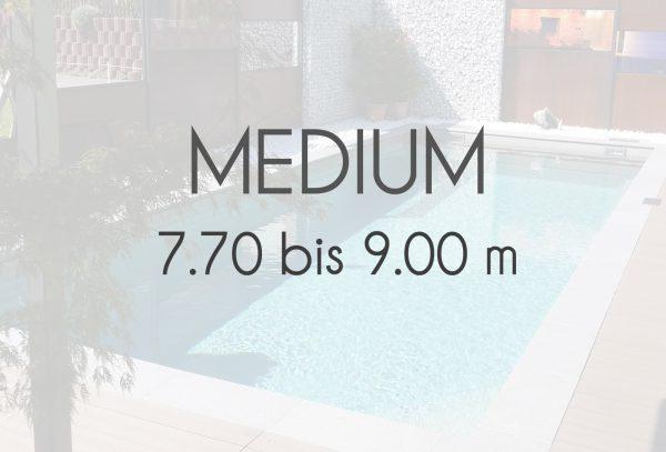 Medium Garden Pools
